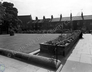 Garden for the Blind, Harrogate, 1973